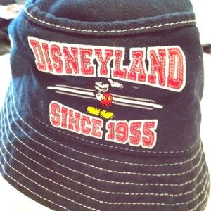 Disneyland 1955 fisherman's hat cap bucket